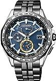 [シチズン]CITIZEN 腕時計 ATTESA アテッサ エコ・ドライブ電波時計 日中米欧電波対応 30周年記念限定モデル AT9105-58L メンズ