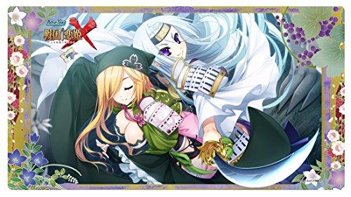 NEXTONガールズラバーマット vol.012 戦国†恋姫X 「一葉&幽」