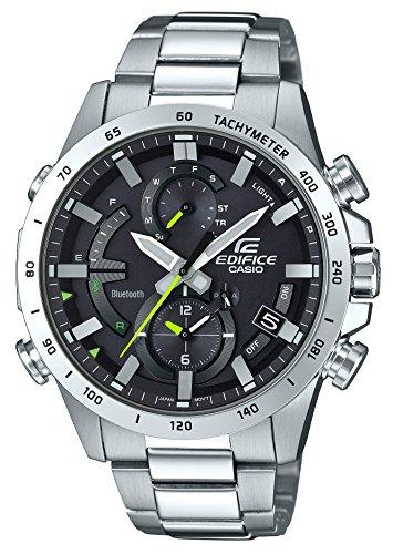 [カシオ]CASIO 腕時計 エディフィス スマートフォンリンク EQB-900D-1AJF メンズ
