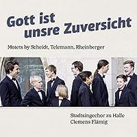 Scheidt/Telemann/Rheinberger: