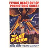 Giant Claw - 映画ポスター - 11 x 17