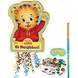 Daniel Tiger Party Supplies - Pinata Kit by BirthdayExpress