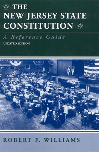 Download The New Jersey State Constitution: A Reference Guide 0813524997