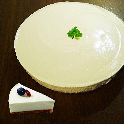 糖質85%カット 低糖質 レアチーズケーキ(糖質制限 チーズケーキ 5号 砂糖不使用 スイーツ 天然甘味料使用 アレルギー対応)