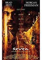 Se7en Film Series Movie Poster Print Size (30cm x 43cm / 12 Inches x 17 Inches) N3