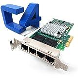 HP 593722-b21nc365t 10GB QuadポートGigabitネットワークアダプタ