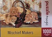 Mischief Makers、1000Interlockingピース