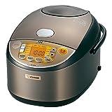 象印 炊飯器 IH式 1升 ブラウン  NP-VD18-TA