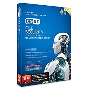 ESET File Security for Linux / Windows Server | 更新 |