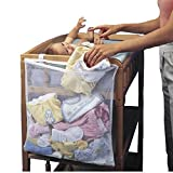 赤ちゃんのベビーベッド寝具掛け布おむつバッグストレージネット