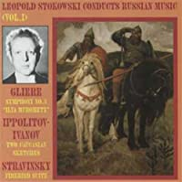 Conducts Russian Music