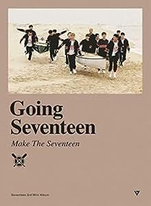 Seventeen 3rdミニアルバム - Going Seventeen (Version C - Make The Seventeen)