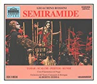 Rossini: Semiramide / Zedda (1996-10-01)