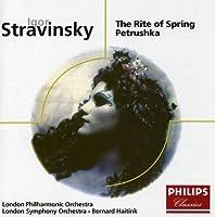 Stravinsky: The Rite of Spring; Petrushka (2001-04-02)