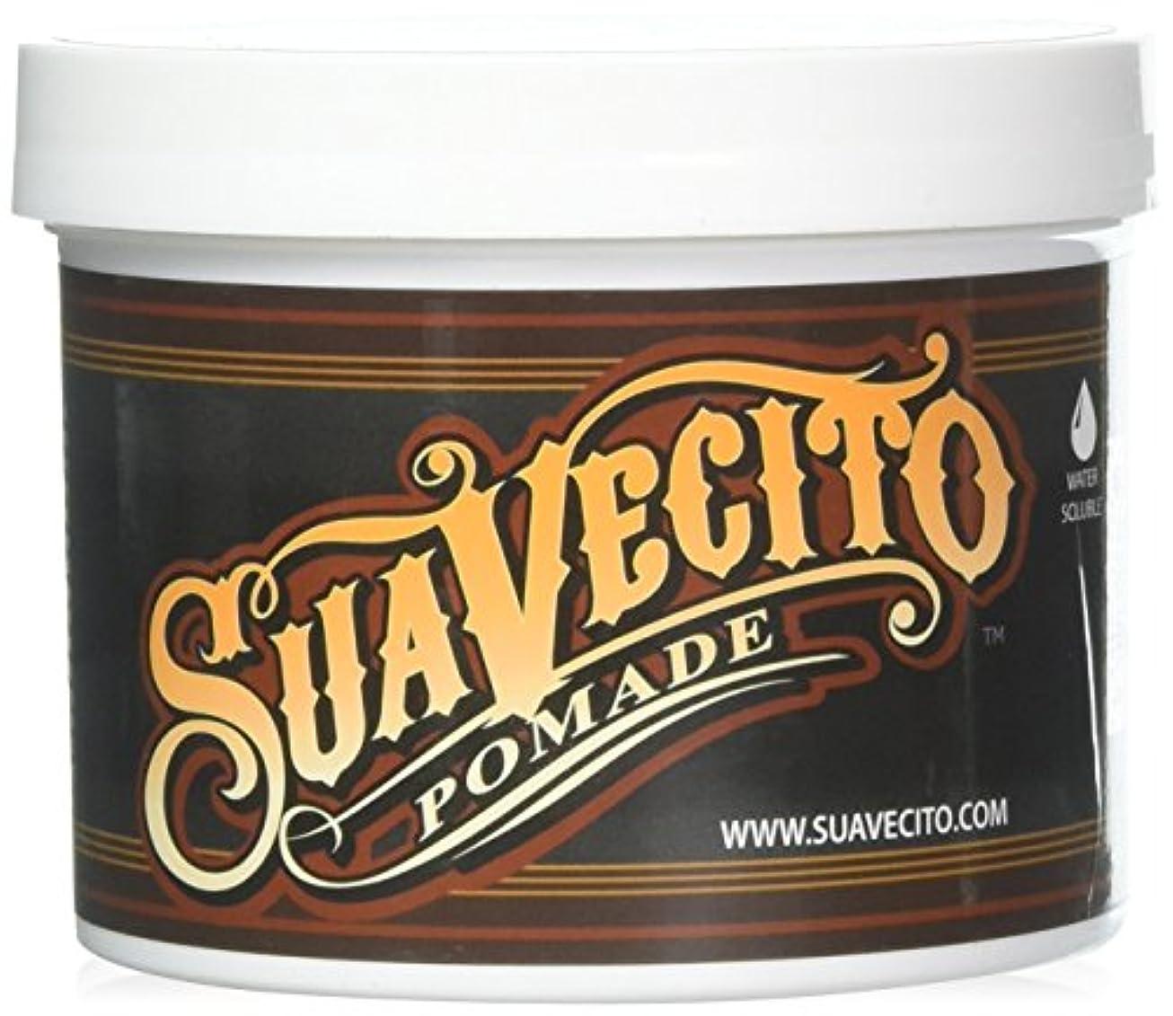 最後のコンプライアンス絞るSuavecito ポマード、32液量オンス 32オンス