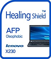 Healingshield スキンシール液晶保護フィルム Oleophobic AFP Clear Film for Lenovo Laptop Thinkpad X230