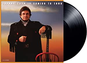 Johnny Cash Is Coming To Town [LP] [12 inch Analog]