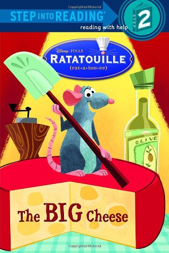 The Big Cheese (Disney/Pixar Ratatouille) (Step into Reading)の詳細を見る