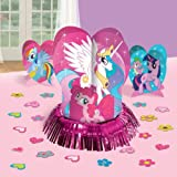 My Little Pony Party Table Decorations Kit ( Centrepiece Kit ) 23 PCS - Kids Birthday and Party Supplies Decoration