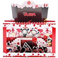 Papertoy 3d Paper House - DIY Pucca Gift House