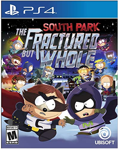 South Park The Fractured But Whole (輸入版:北米) - PS4