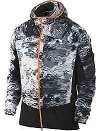 ナイキメンズPrinted Trail Kiger Jacket 651234 010