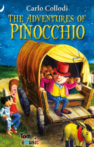 Download The Adventures of Pinocchio. An Illustrated Story of a Puppet for Kids (Excellent Picture Book for Bedtime & Young Readers) (English Edition) B00B5W7ZH8