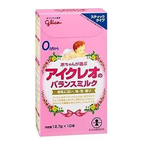 アイクレオのバランスミルク スティック 12....の関連商品1