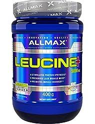 Allmax Nutrition オールマックス ニュートリション ロイシン 400g