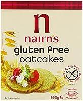 Nairn's Gluten Free Oatcake 160 g (Pack of 6)