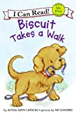 Biscuit Takes a Walk (I Can Read, My First Shared Reading)
