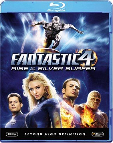 ファンタスティック・フォー:銀河の危機 [Blu-ray]の詳細を見る
