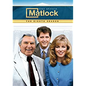 Matlock: The Eighth Season [DVD] [Import]