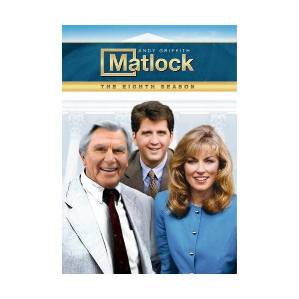 Matlock: The Eighth Seas...の商品画像