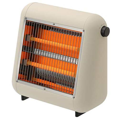 RoomClip商品情報 - ±0 Infrared Electric Heater ベージュ