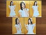 SKE48 松井珠理奈 2010 1234ヨロシク 勝負はこれからだ衣装 月別 個別 5種 コンプ 生写真