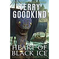 Heart of Black Ice: Sister of Darkness (Nicci Chronicles)