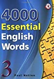 4000 Essential English Words Student Book 3