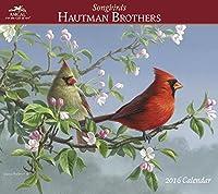 Songbirds Hautman Brothers 2016 Calendar