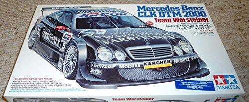1/24 スポーツカー No.239 1/24 メルセデス ベンツ CLK DTM 2000 チーム ヴァールシュタイナー 24239
