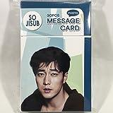 ソ・ジソブ (So Ji Sub)/フォトメッセージカード30枚セット - Photo Message Card 30pcs(K-POP/韓国製)