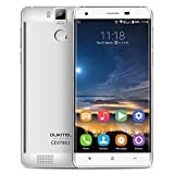 OUKITEL K6000 Pro スマートフォン SIM フリー 4G FDD-LTE MTK6753 64-bit オクタコア 5.5