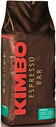キンボ エスプレッソ プレミアム 豆 1kg