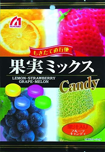 桃太郎製菓 果実ミックスキャンディ 120g×1袋