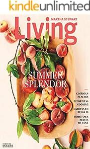 Living Magazine - Summer Splendor (English Edition)