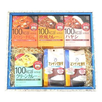 おかしのマーチ 大塚食品 マイサイズ シリーズ 6種類・12個 マンナンヒカリ 152g 2個 (計14個) ギフト セット Q 電子レンジ用台付き