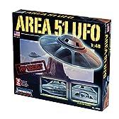 Lindberg Area 51 Ufo Replica Model Kit