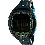 Timex Men's TW5M08200 Blue Polyurethane Quartz Sport Watch タイメックスメンズTW5M08200ブルーポリウレタンクォーツスポーツウォッチ [並行輸入品]