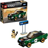 LEGO Speed Champions 1968 Ford Mustang Fastback 75884 Playset Toy