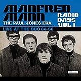 ラジオ・デイズVOL.1 ポール・ジョーンズ・エラ・ライヴ・アット・ザBBC 64-66